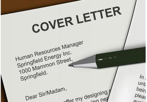How To Write A Cover Letter For A Recruitment Consultant Camhr