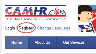 Register link